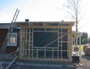 Fagersta Södra bygger om sin samlingslokal
